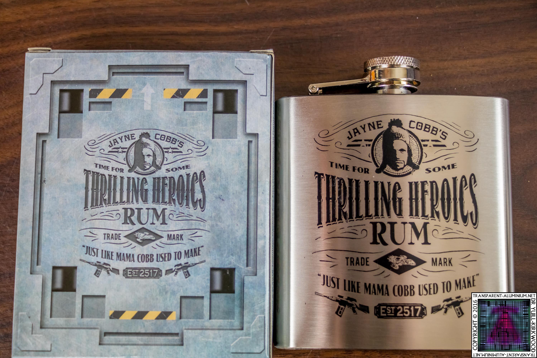 Thrilling Heroics Rum Hip Flask (1)