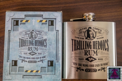 Thrilling Heroics Rum Hip Flask (1)