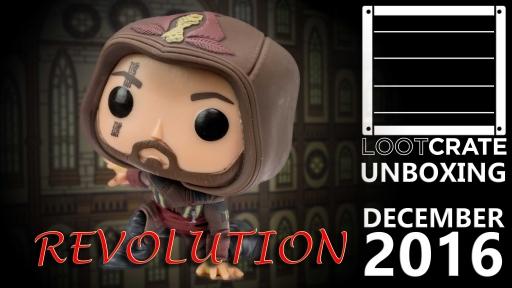 Loot Crate - December 2016 Revolution thumb