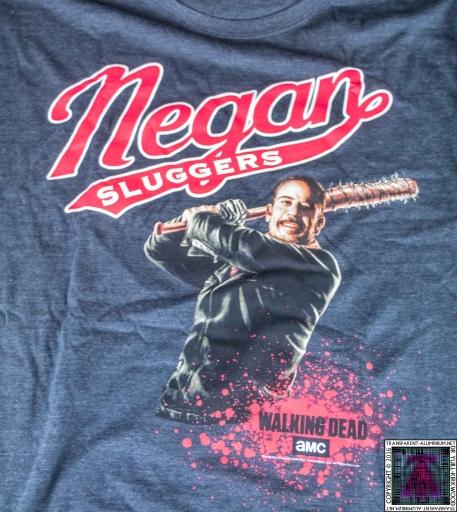 Walking Dead Negan Sluggers T-Shirt