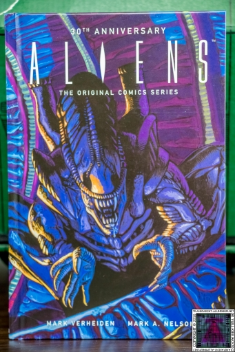 Aliens 30th Anniversary Comic (1)