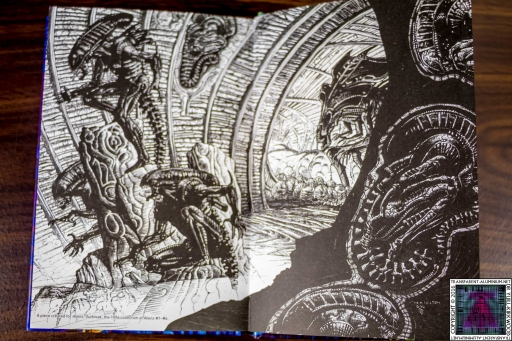 Aliens 30th Anniversary Comic (2)
