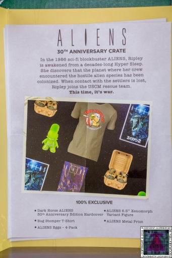 Loot Crate Special - Aliens 30th Anniversary (2)