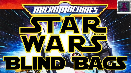 Star Wars MicroMachines Blind Bags thumb