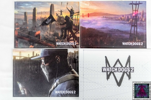 Watch Dogs 2 Postcards (3)