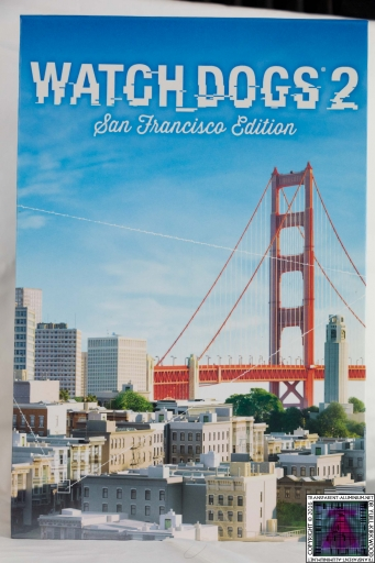 Watch Dogs 2 San Francisco Edition Box Art (1)