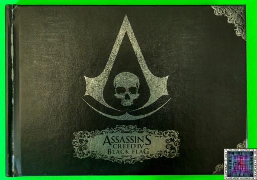 Assassins Creed IV Black Flag Buccaneer Edition Art Book