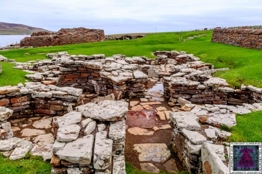 Orkney Broch of Gurness (1)