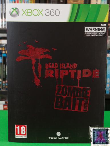 Dead Island Riptide Zombie Bait Edition 14