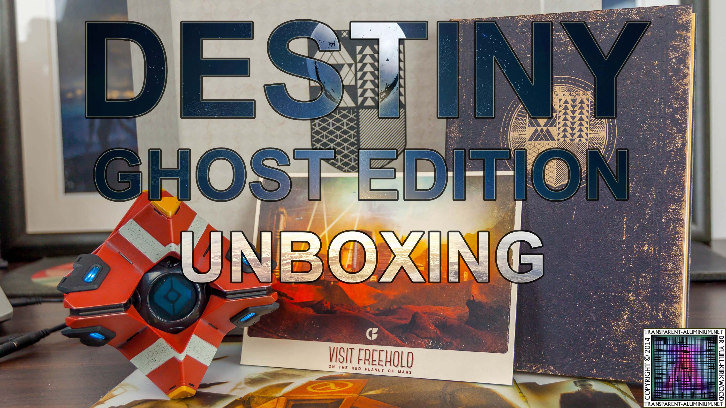 Destiny-Ghost-Edition-Unboxing