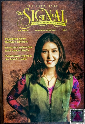 The Signal - Jewel Staite (1)