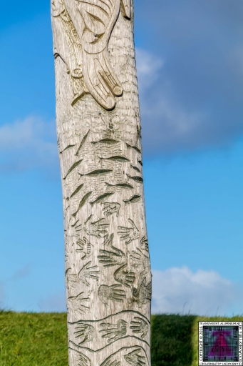 First Nations and Orcadian Totem pole (5)