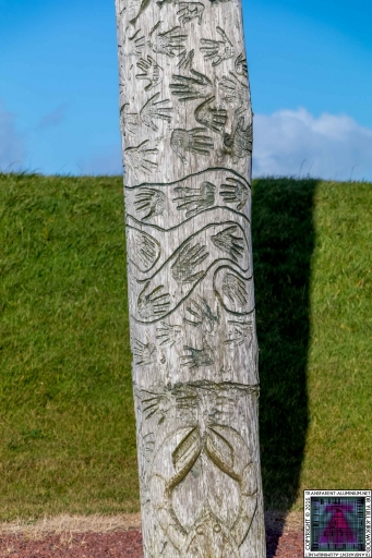 First Nations and Orcadian Totem pole (6)