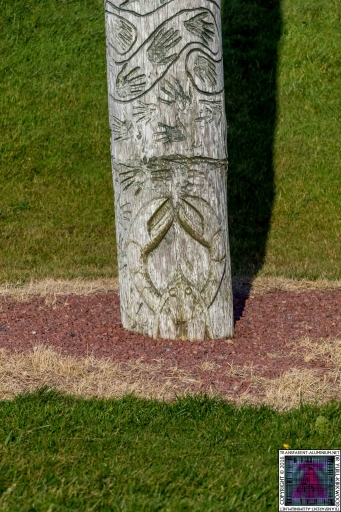 First Nations and Orcadian Totem pole (7)