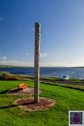 First Nations and Orcadian Totem pole (9)