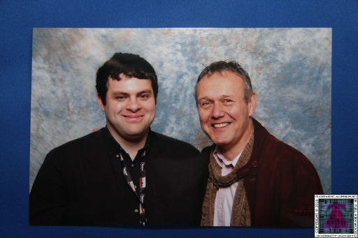 Me and Anthony Stewart Head