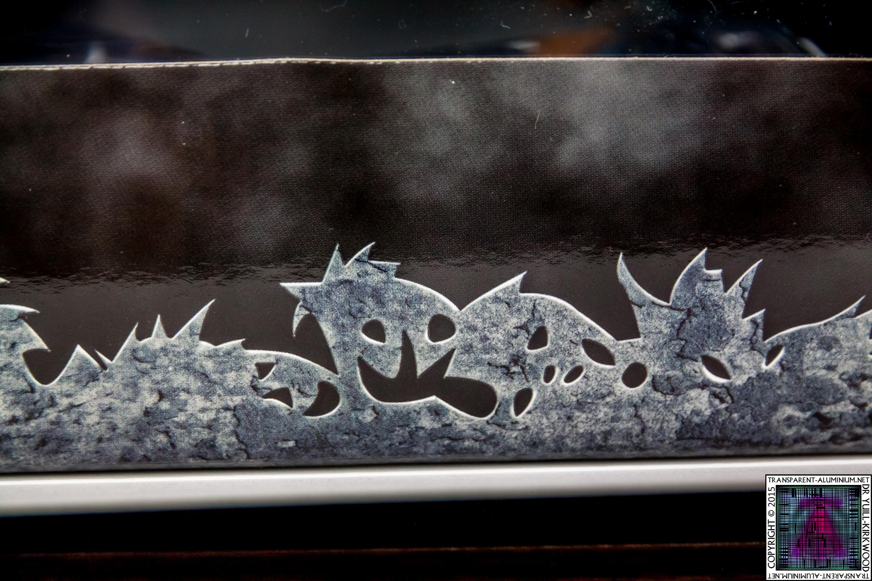 Transparent Aluminium Jurassic World Blu Ray Collectors Editions Photos Transparent