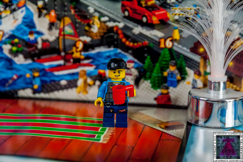 LEGO City Advent Calendar 2015 - Day 01 (1)