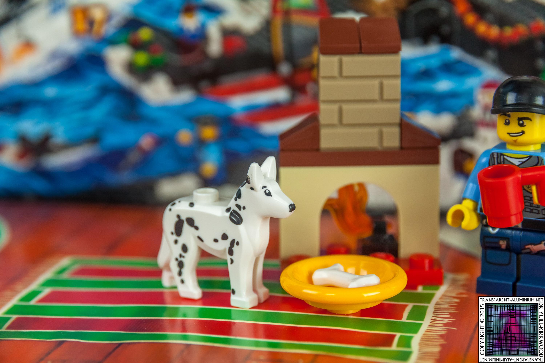 LEGO City Advent Calendar 2015 - Day 03 (1)