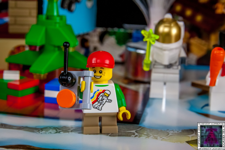 LEGO City Advent Calendar 2015 - Day 18 (2)