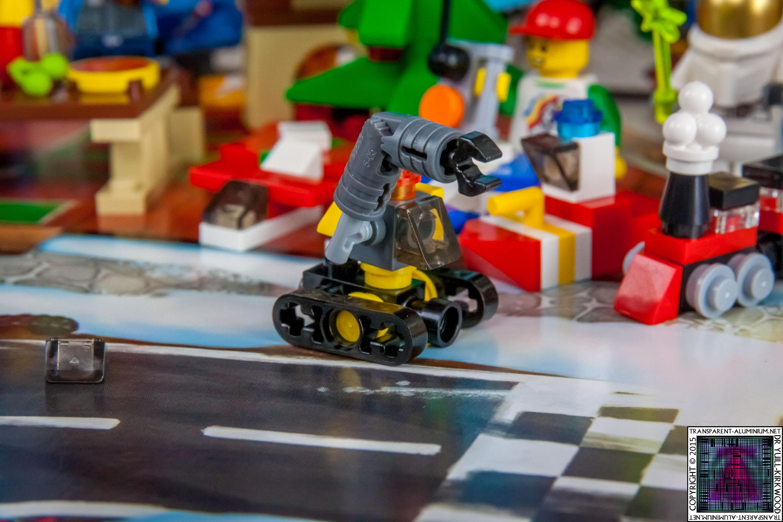 LEGO City Advent Calendar 2015 - Day 22 (2)