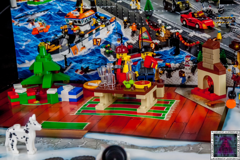 LEGO City Advent Calendar 60024 (1)