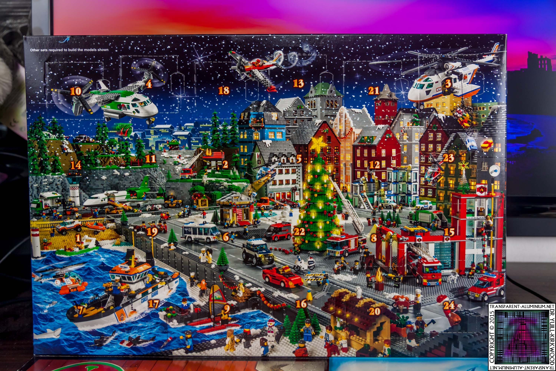 LEGO City Advent Calendar 60024 Box (2)