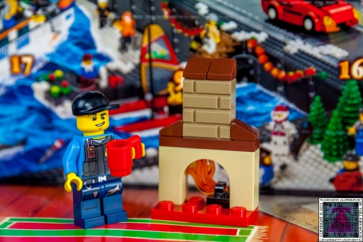 LEGO City Advent Calendar 2015 - Day 02 (1)