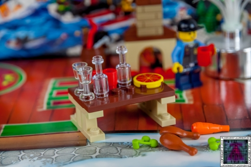 LEGO City Advent Calendar 2015 - Day 08 (2)