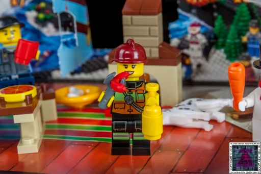 LEGO City Advent Calendar 2015 - Day 10 (1)