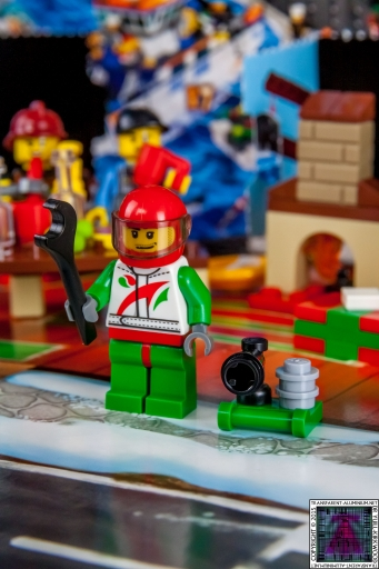 LEGO City Advent Calendar 2015 - Day 15 (2)
