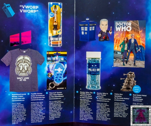 Loot Crate - Doctor Who Limited Edition (2)