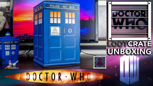 Loot Crate - Doctor Who Limited Edition thumb