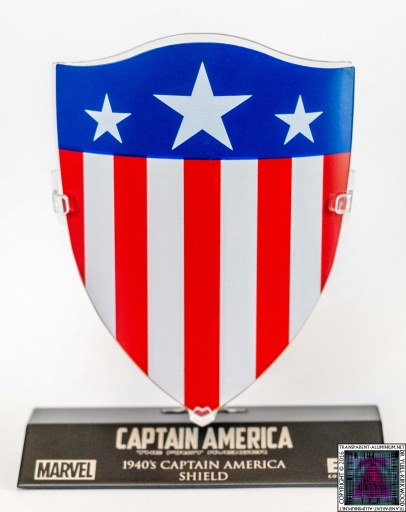 Captain America 1940s Shield