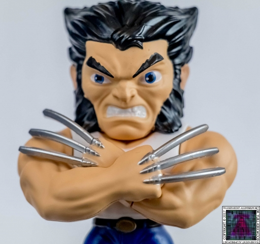 Die-Cast Wolverine (2)