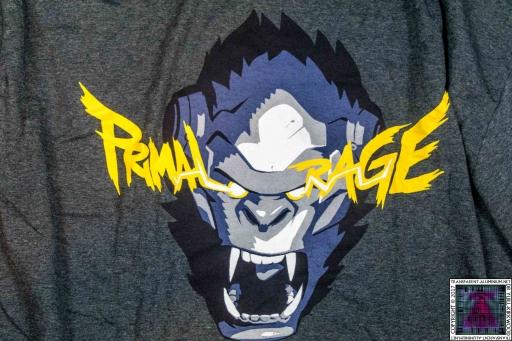 Overwatch Primal Rage T-Shirt