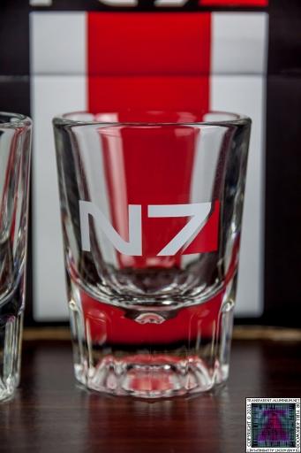 N7 Mass Effect Shot Glass (1)