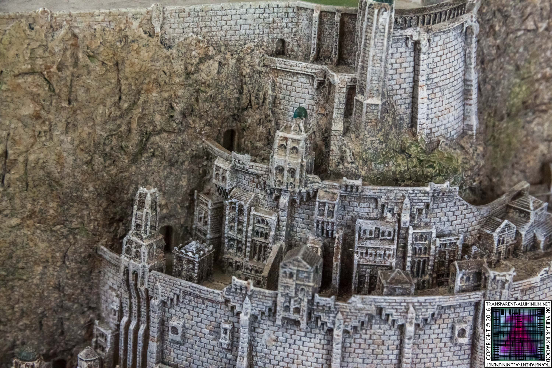 Minas Tirith The Great Citadel Of Gondor Weta (14)