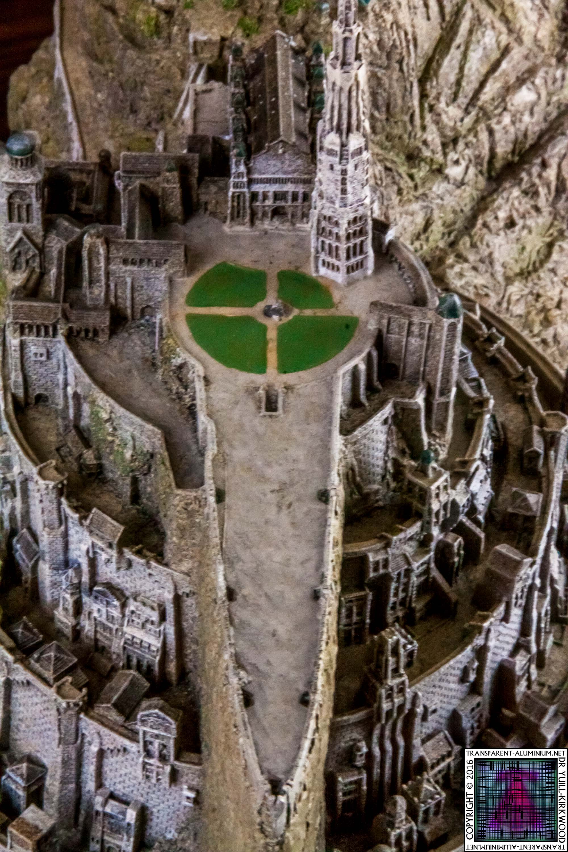 Minas Tirith The Great Citadel Of Gondor Weta (24)