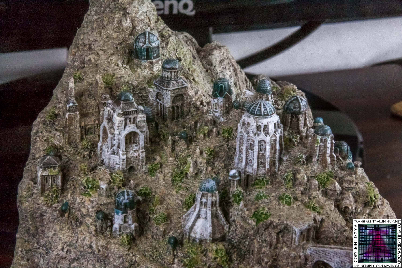 Minas Tirith The Great Citadel Of Gondor Weta (5)