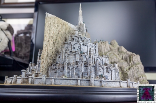 Minas Tirith The Great Citadel Of Gondor Weta (19)