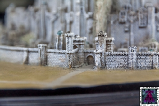 Minas Tirith The Great Citadel Of Gondor Weta (20)