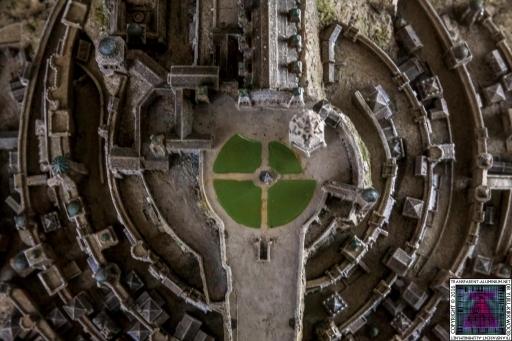 Minas Tirith The Great Citadel Of Gondor Weta (25)
