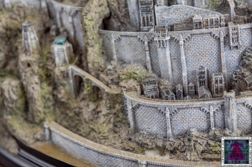 Minas Tirith The Great Citadel Of Gondor Weta (28)