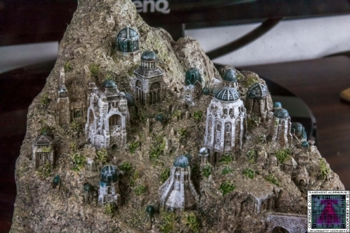 Minas Tirith The Great Citadel Of Gondor Weta (5)