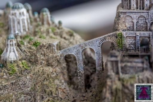 Minas Tirith The Great Citadel Of Gondor Weta (6)