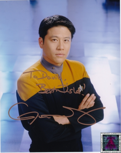 My Autograph from Garrett Wang.jpg