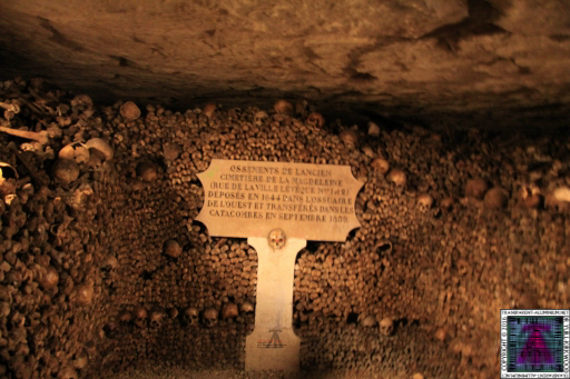 Catacombs De Paris
