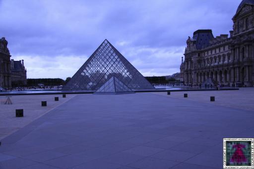 Louver Pyramid