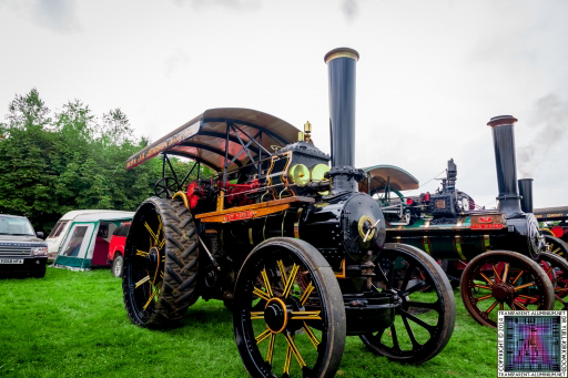 Pickering Traction Engine Rally 2014
